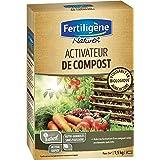 Naturen Activateur de Compost Biologique Enrichi en Azote - 1,5 kg NAT-ACTCOMP