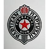 Partizan Fc Serbia Soccer Football Hochwertigen Auto Autoaufkleber 10 X 12 Cm Küche Haushalt