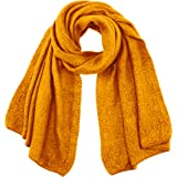 Only Onllima Knit Long Scarf CC Bufanda de moda para Mujer