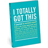 Knock Knock I Totally Got This Mini Inner-Truth Journal (Small, 4 x 5.75-inches)