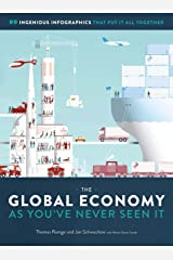 The Global Economy as You've Never Seen It: 99 Ingenious Infographics That Put It All Together Gebundene Ausgabe