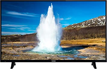 Telefunken XF48D401 122 cm (48 Zoll) Fernseher (Full HD, Smart TV, Triple Tuner) Schwarz