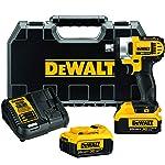 Dewalt DCF880M2-QW Şarjlı Somun Sıkma, Sarı/Siyah