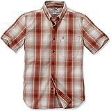 Carhartt Essential Plaid Shirt Camisa funcional con botones para Hombre