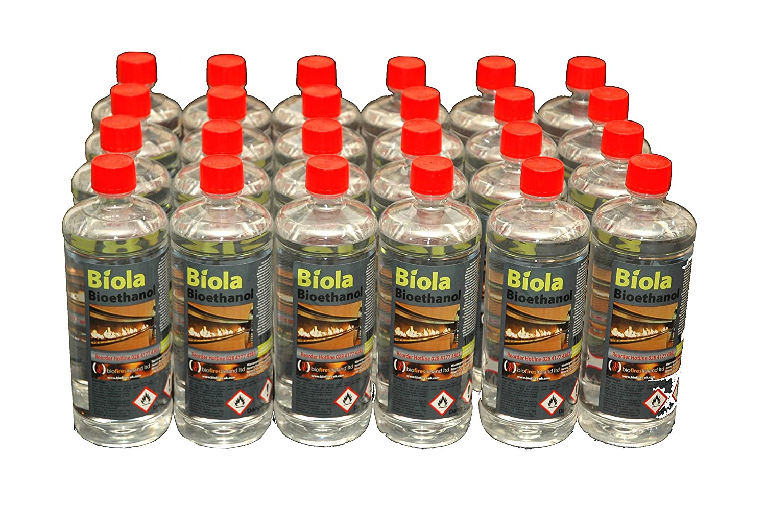 24l premium bioethanol fuel free delivery uk u0026 ireland for use in