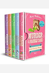 Comfort Cakes Cozy Mysteries, The Complete Series: A 5 Book Box Set With 5 Delicious Cake Recipes Kindle Edition