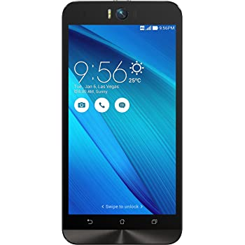 Asus ZenFone 2 Selfie Smartphone, 32 GB, Dual SIM, Aqua Blu [Italia]