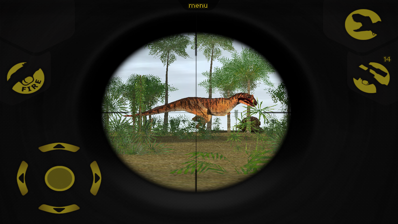 Carnivores Dinosaur Hunter HD Amazonfr Appstore Pour Android
