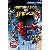 Historias de Spider-Man (Leo con Marvel - Nivel 3): La picadura de la Viuda | El increíble Spider-Hulk | Choque de portales |