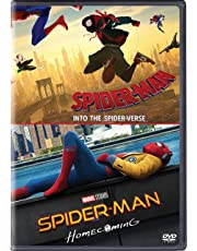 Spider-Man: 2-Movies Collection: Spider-Man: Into the Spider-Verse + Spider-Man: Homecoming (2-Disc)