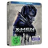 X-Men Apocalypse (Steelbook) [Blu-ray]