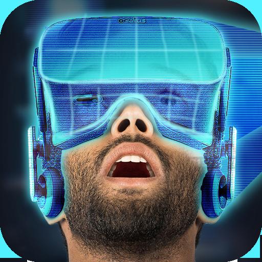 Hologram Oculus VR (Für Spiele Computer-software)