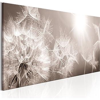 murando - Bilder Pusteblume 150x50 cm Vlies Leinwandbild 1