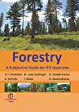 Forestry - A Subjective Guide For Ifs Aspirants P/B