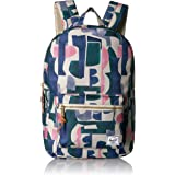 Herschel Settlement Backpack, Abstract Block, Mid-Volume 17.0L