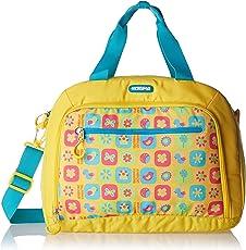 American Tourister Bono Mommy Polyester 30 cms Yellow Travel Duffle (AMT BONO Mommy Duffle YELOW-02)