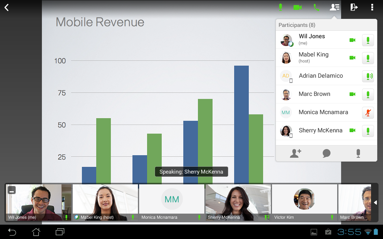 Cisco Webex Meetings Amazon Co Uk Appstore For Android