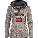 Geographical Norway - Felpa da Donna