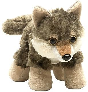 20 cm Lashuma Cuddlekins Plüschtier Wolf Kuscheltier ca