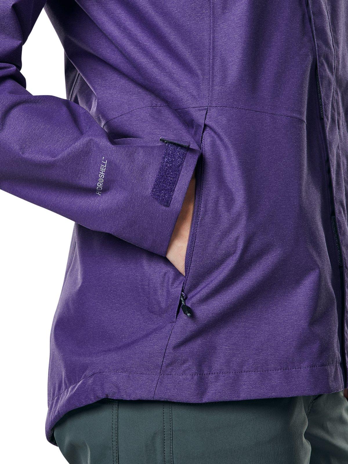 91 HGOWFcXL - Berghaus Women's Elara Waterproof Jacket