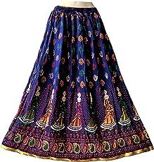 Kurti Studio Women's Premium Skirt