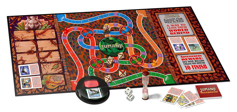 JUMANJI BOARD GAME PER... Jumanji Board Game