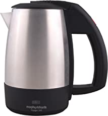 Morphy Richards Voyager 300 0.5-Litre Stainless Steel Travel Kettle