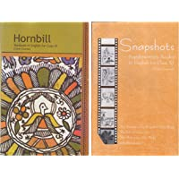 NCERT BOOK , Hornbill Textbook in English ,Snapshots Supplementary Reader in English for Class-XI (Core Course) ,[COMBO…