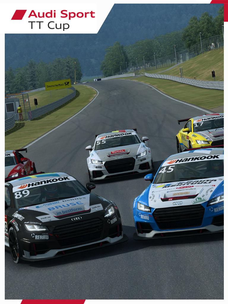 Audi Sport TT Cup 2015 [PC Code - Steam]