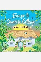 Escape to Sunrise Cottage Audible Audiobook