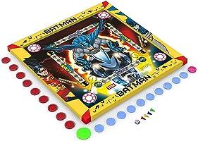 Zitto Batman Kids Carrom Board (20x20 inch, Multi Color)