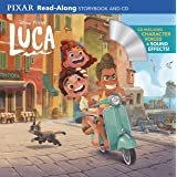 Luca Read-Along Storybook and CD