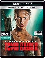 Tomb Raider (4K UHD + Blu-ray 3D + Blu-ray)