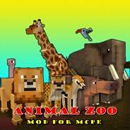 Animal Zoo Mod for Minecraft PE
