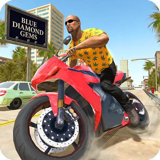 City Traffic Moto Rider - Sport-spiele Kostenlose