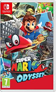Super Mario Odyssey - Édition italienne