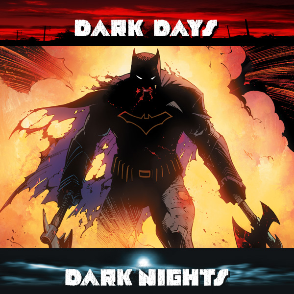 (Dark Nights: Metal (2017-) (Collections) (4 Book Series))