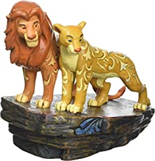 Disney Tradition Love At Pride Rock (Simba & Nala Figur)