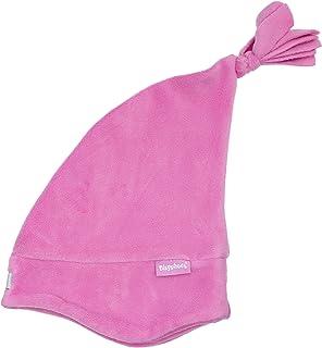 Playshoes Kinder Zipfelm/ütze aus Fleece softe und atmungsaktive Schlupfm/ütze mit Klettverschluss