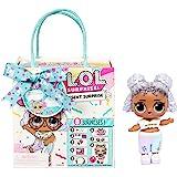 L.O.L. Surprise!-LOL Tema Compleanno con 8 sorprese-Effetti di Cambio Colore e Accessori-Present Surprise Serie 3-Bambole da