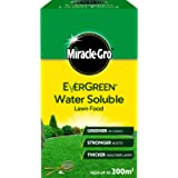 Miracle-Gro 11149 Water Soluble Lawn Food 1kg