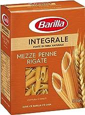 Barilla Integrale Mezze Penne Rigate - 500 gr