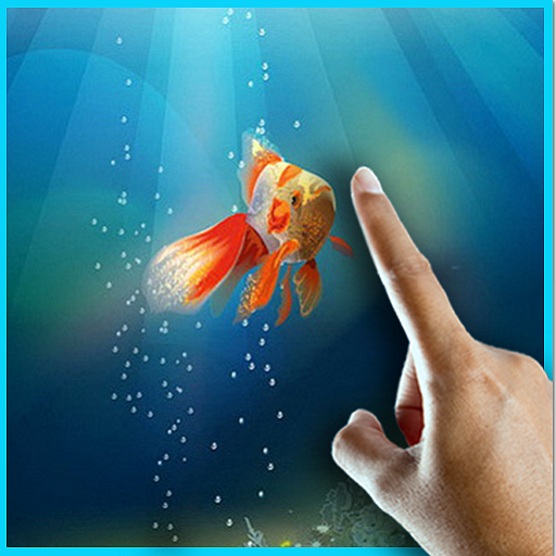 goldfish-in-your-phone-lwp