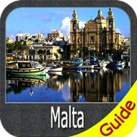 Malta GPS Map Navigator
