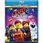 The Lego Movie 2: The Second Part (Blu-ray 3D & Blu-ray) (2-Disc)