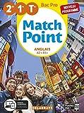 MatchPoint Anglais 2de, 1re, Tle Bac Pro (2020) - Pochette élève