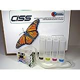 WF7210 Sistema completo di CISS con CHIP ARC per stampanti Epson WF-7210