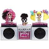 LOL Surprise Remix Pets , Coleccionable , 9 Sorpresas con Cabello Real, Accesorios y Letras de Canciones Sorpresa