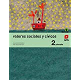Valores sociales y cívicos. 2 Primaria. Savia - 9788467575224