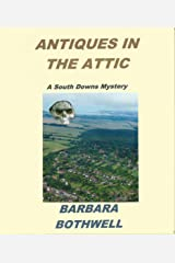 Antiques in the Attic (South Downs Mystery Book 1) Kindle Edition